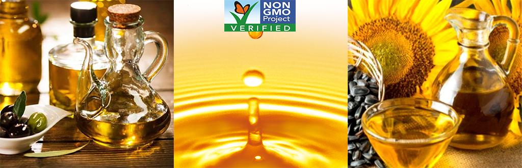 Cooking Oils - Non-GMO