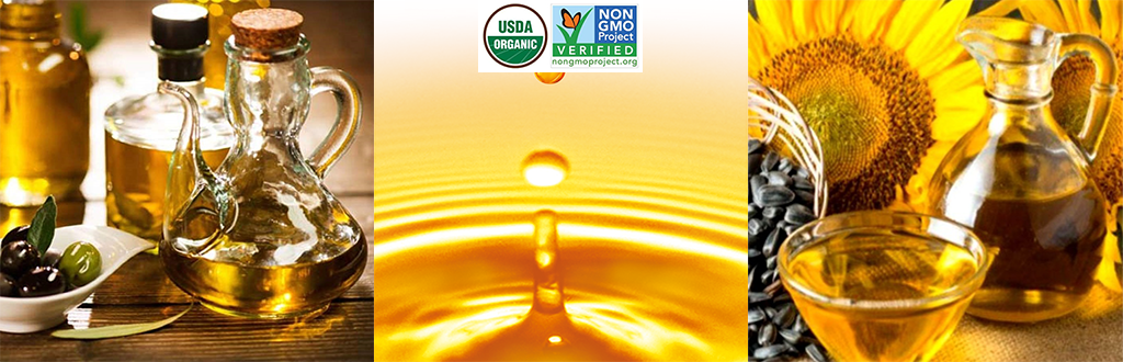 Cooking Oils - Organic